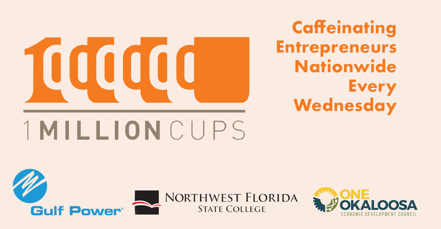One Million Cups with sponsors